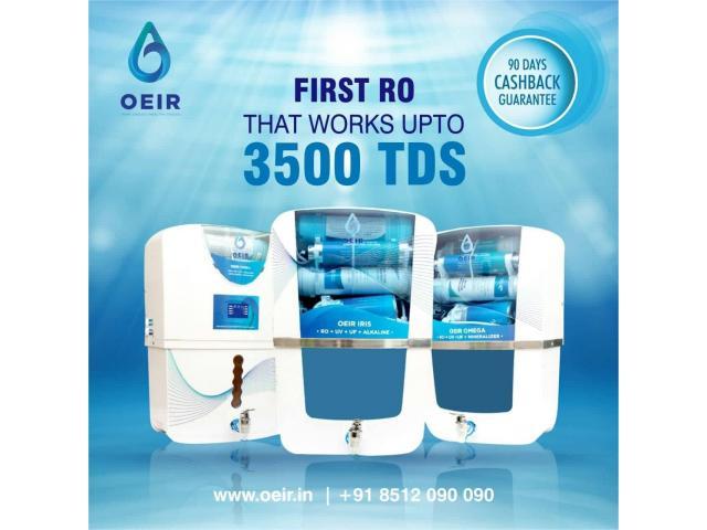 OEIR Smart RO Water Purifier