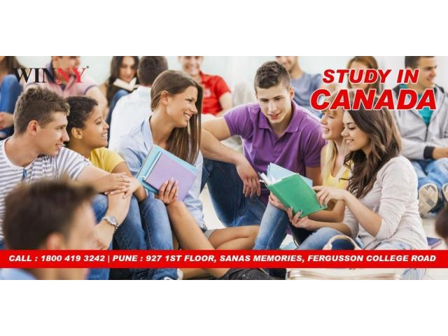 Ready to study in Canada? Start with us.