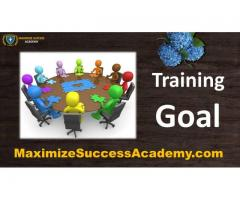 goal setting coaching