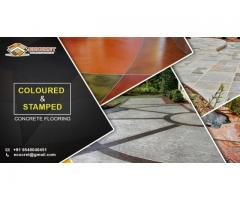 Ecocret™ Decorative Concrete Flooring System
