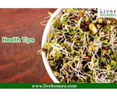 Live Homeo for health tips