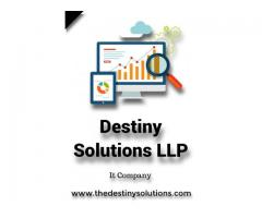 Destiny Solutions LLP - IT Company in Ahmedabad, India