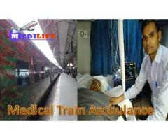 Avail Low-Cost Train Ambulance Service in Patna by Medilift