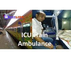 Get Reliable Train Ambulance Service in Bangalore by Medilift