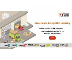 ERP Software for Warehouse and Logistics