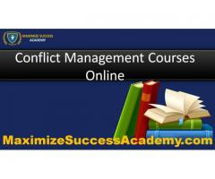 conflict resolution courses online