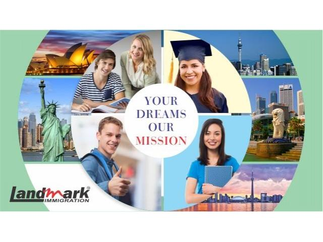 Online Immigration Consultancy for Studying Abroad