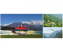 Book Luxury Dharamshala Air Charter Tour Package