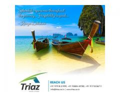 Travel Agency in Coimbatore - Triaz