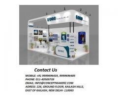 Stall Designers - Exhibition Concept