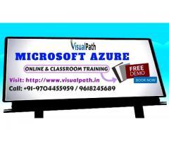 No.1 MS Azure Training Institute in Hyderabad, India