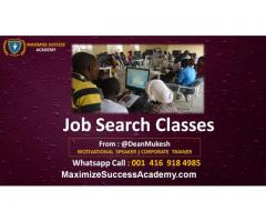 Best Job Search Skills course