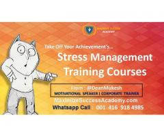 Best Stress Management Courses