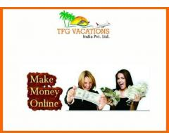 Home Based Work- Online Tourism Promotion