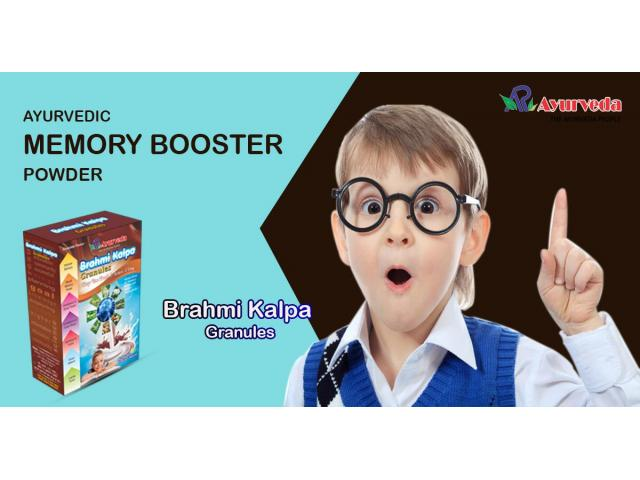 Be Attentive Towards Your Work and Study With Brain Memory Booster Powder