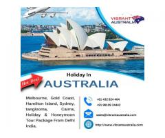 Australia honeymoon packages including flights from chennai