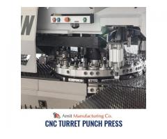 Reliable CNC Turret Punching Job Work In Delhi