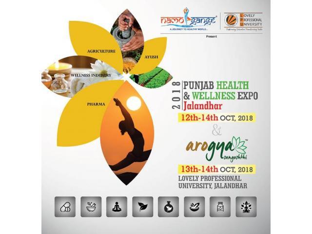 Health & Wellness Expo in Punjab
