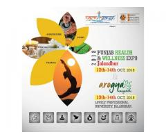 Health & Wellness Expo in Punjab