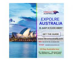 Holiday Sydney tour package from Delhi