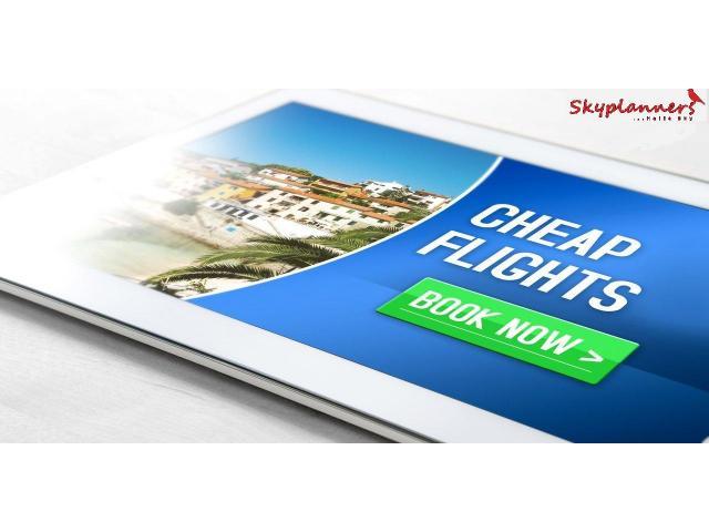 International Flights Booking