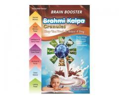 Brahmi Kalpa - A Perfect Ayurvedic Brain Booster