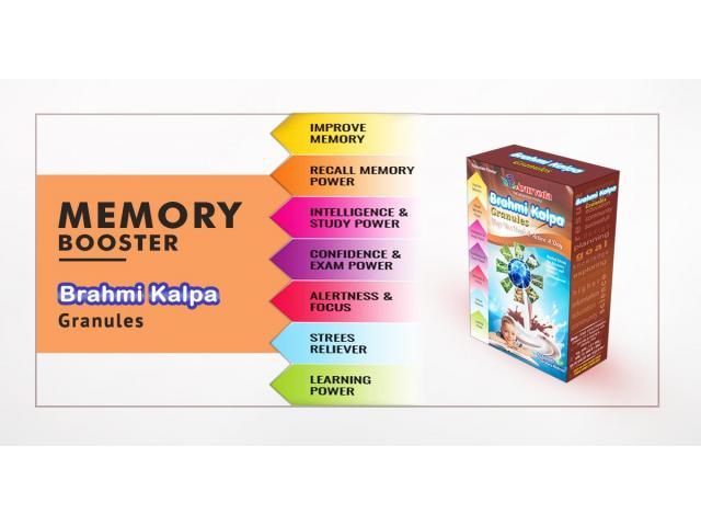 Make Your Memory Power Sharper and Be Creative - Memory Booster   Ayurvedic Medicine
