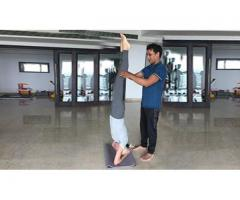 Yoga Trainer at Home in Gurgaon