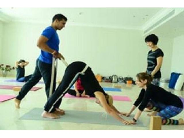 Yoga Classes in DLF Phase-5 Gurgaon