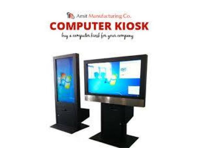 Amcofab is User-Friendly Kiosk Manufacturer