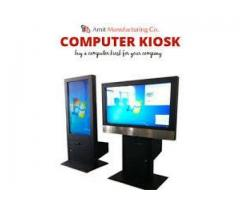 Amcofab is User-Friendly Kiosk Manufacturer