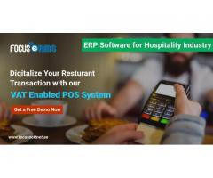 Best ERP Solution for Restaurant | ERP for Hotel Management