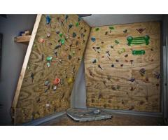 Learn Wall Climbing Activity