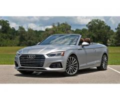 Get To Know Audi A5 Cabriolet Price