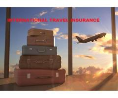 Get The International Travel Insurance Plan