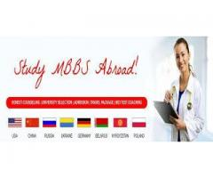 Study mbbs abroad scholarship