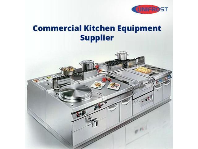 Best Supplier of Commercial Kitchen Equipment Based in Delhi