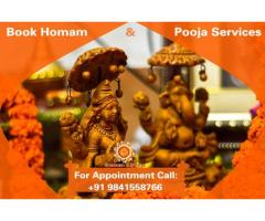 Homam & Pooja Services Chennai - Shastrigal.net
