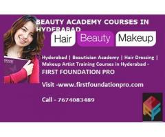 Best Beauty Makeup Academy  Courses in Banjara Hills, Hyderabad -  Firstfoundationpro