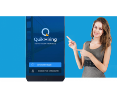 Attention For Job Seekers - 1000 New Job Openings at QuikHiring