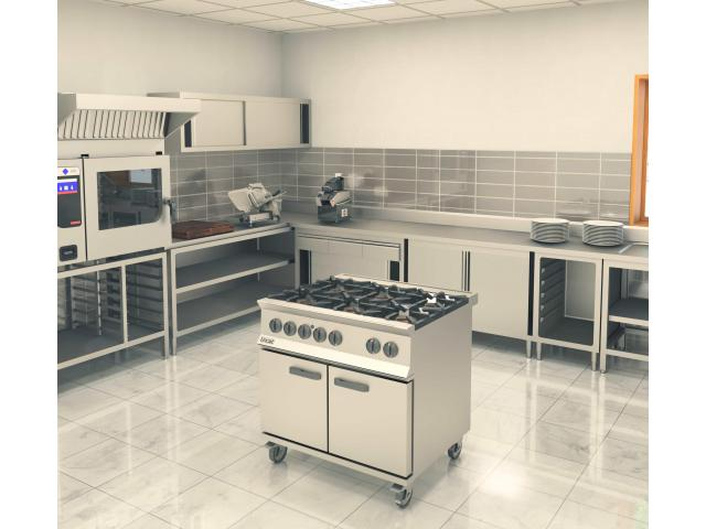 Reliable Commercial Kitchen Equipment Supplier in India