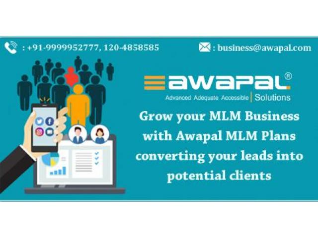 Now Avail Cheap MLM Software Company in Delhi NCR- Awapal