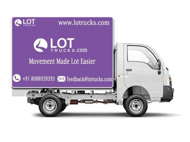 Looking For Rental Mini Truck For Shift Your Home ? - Call Now @+91 8088939393