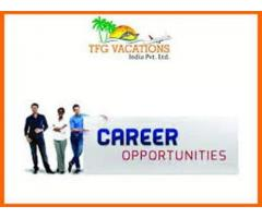 Online Marketing Work in Tourism Company Required Fresher
