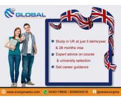 Visit Visa for UK | Tourist Visa Consultants In Hyderabad - Sixsigma