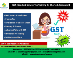 Learning About GST Has Promising Job Prospects