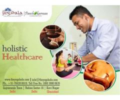 Ayurvedic Therapy Center in Delhi