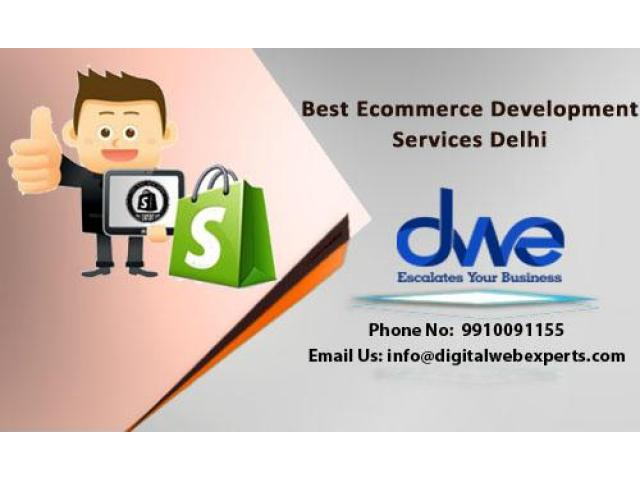 Best Ecommerce Development Services Delhi