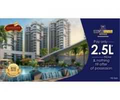 2bhk apartment Noida @price 49.05lacs*