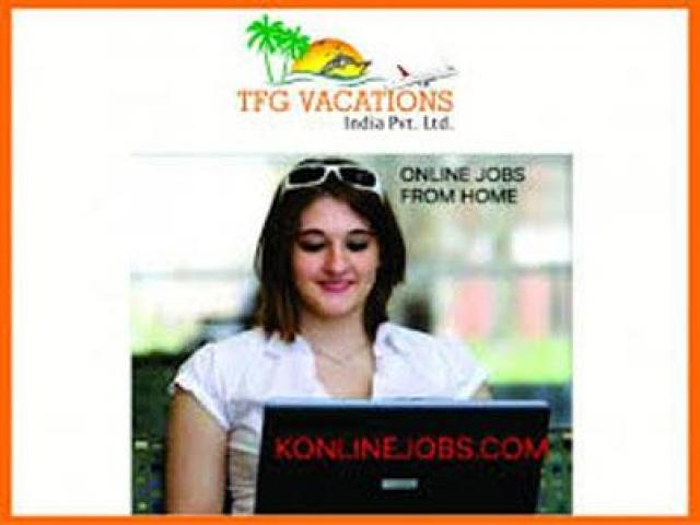 Jobs Available For Part Timers and Full Timers Also